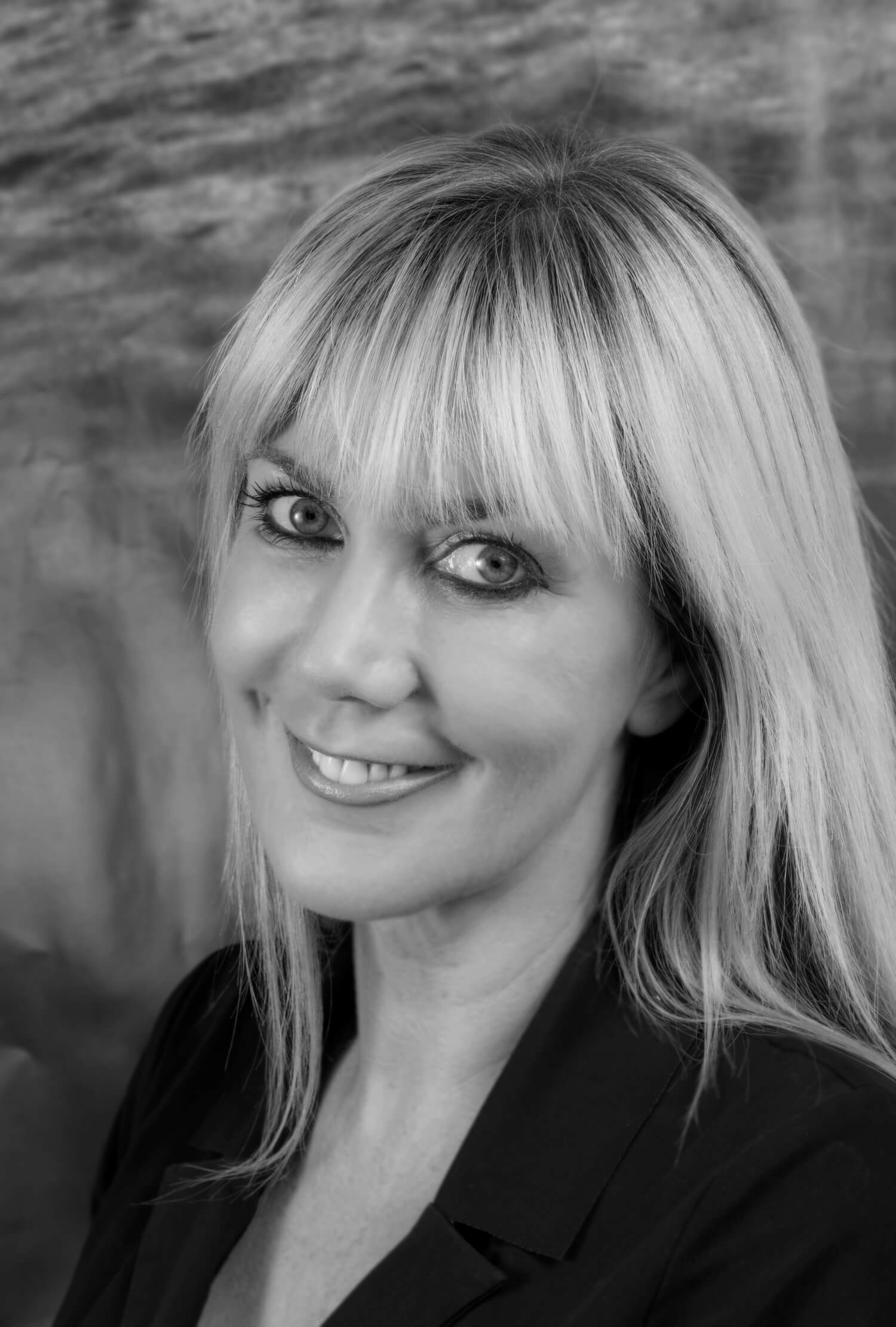 Crystal Clear founder Sharon Hilditch MBE headshot