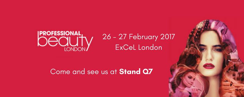 Crystal Clear Skincare Professional Beauty ExCeL London 2017