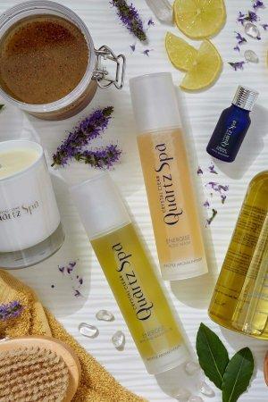 Quartz Spa Aromatherapy