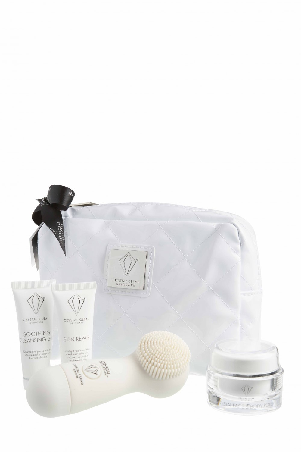 microdermabrasion in a bag