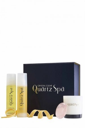 quarts spa gift set